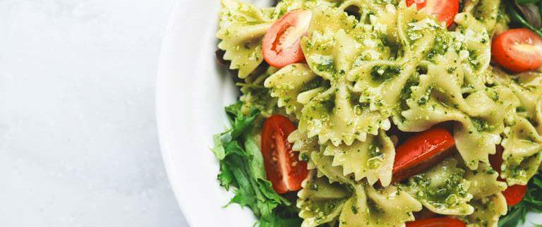 Pasta Pesto 5