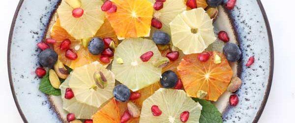 Fruit schaal 5